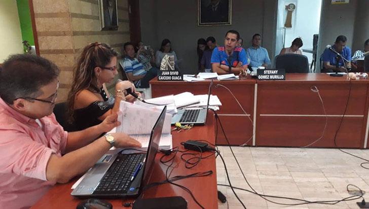 Proyecto de adición presupuestal fue aprobado en primer debate