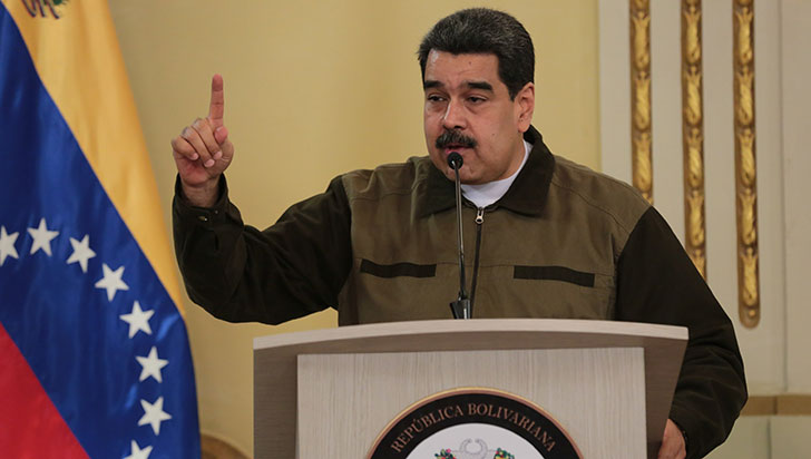 """""""Gracias al VAR hubo justicia"""", dice Maduro sobre el empate entre Brasil y Venezuela"""