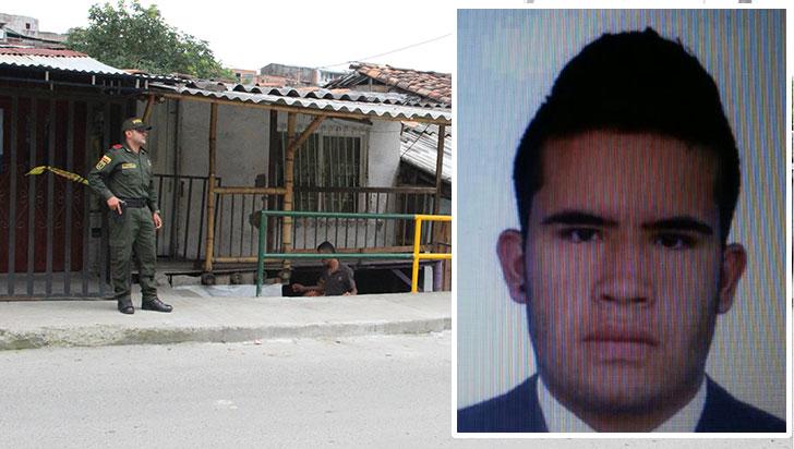 Joven fue asesinado con arma de fuego en Quimbaya