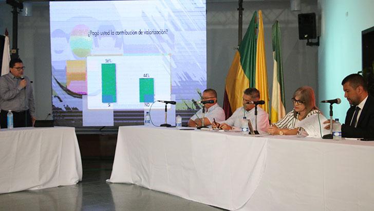 """""""Administración no tiene mecanismos para embargar por el no pago de valorización"""": Concejal Agudelo"""
