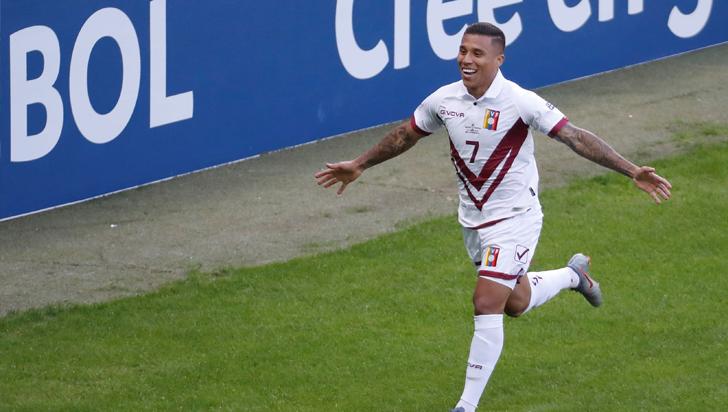 Venezuela eliminó a Bolivia al ganarle por 1-3 y se mete en los cuartos