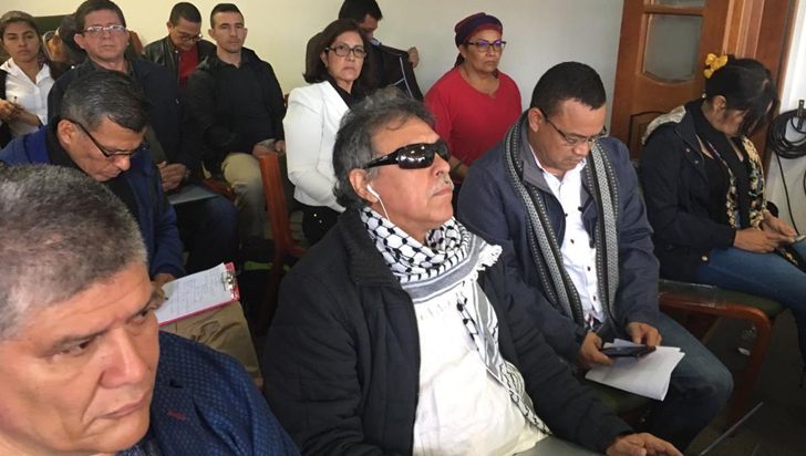 """""""Asesinato de exguerrilleros es clara violación del acuerdo de paz"""": Farc"""