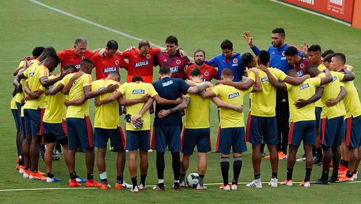 Dentro de Colombia solo se piensa sumar 9 puntos de 9 posibles