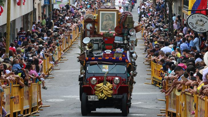 Este lunes, la Feria Artesanal de Calarcá abre sus puertas