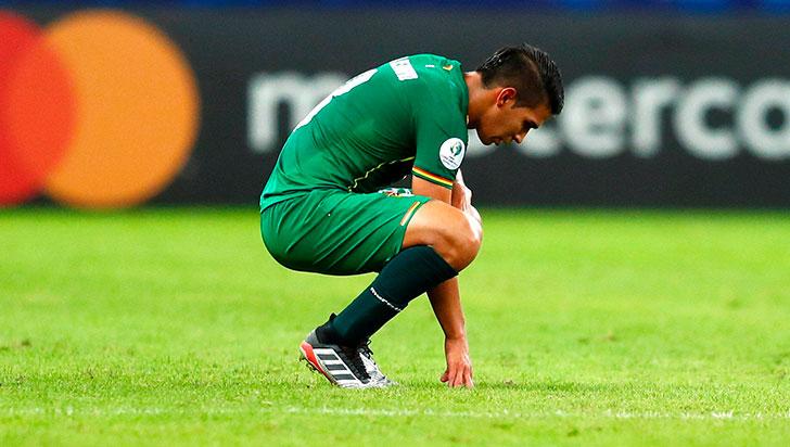 Prensa boliviana calificó participación  de selección como la peor de la historia