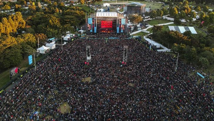Rock al Parque iniciará este sábado para celebrar sus 25 años de música