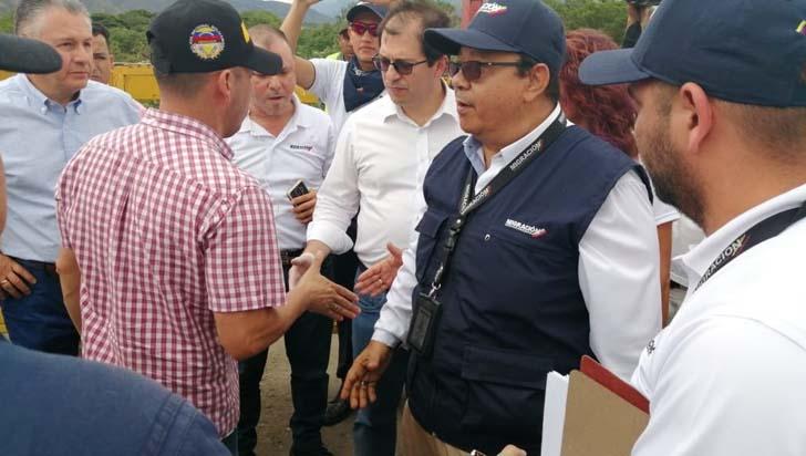 Venezuela deporta a 59 ciudadanos colombianos