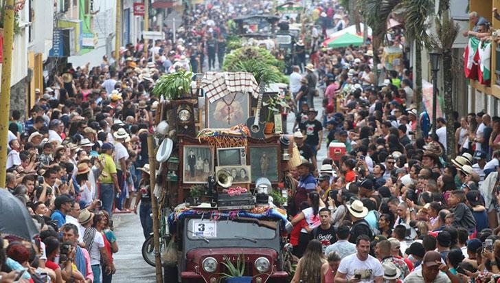 Este lunes, último día de fiestas en dos municipios del Quindío