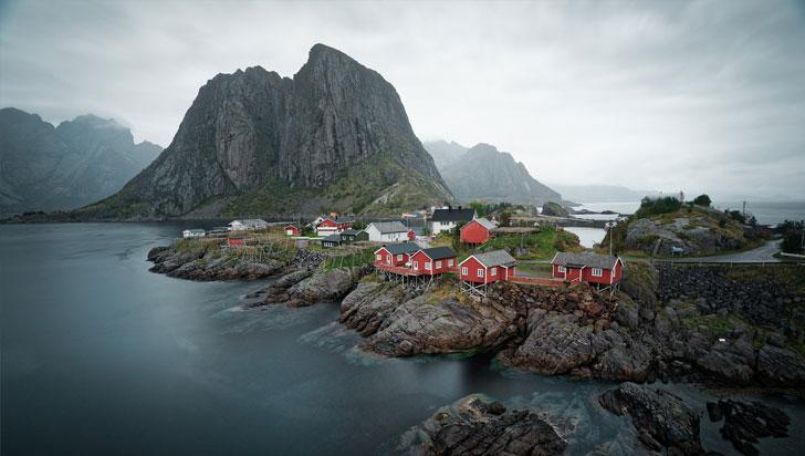 """Una isla ártica noruega quiere """"eliminar"""" el tiempo"""