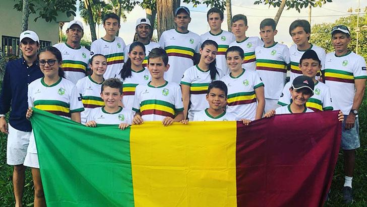 Con 21 exponentes, Quindío está listo para nacional interligas de tenis