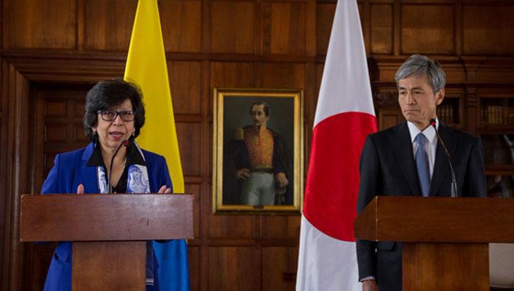 Japón donó 4,5 millones dólares a Colombia para atender migración venezolana