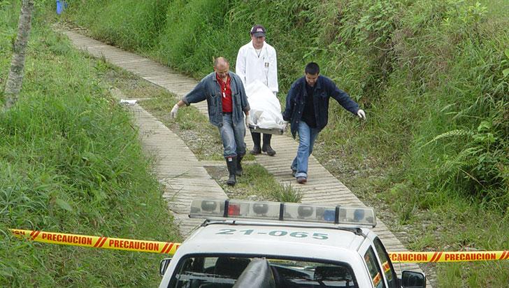 Encontraron cuerpo de hombre desmembrado y envuelto en bolsas
