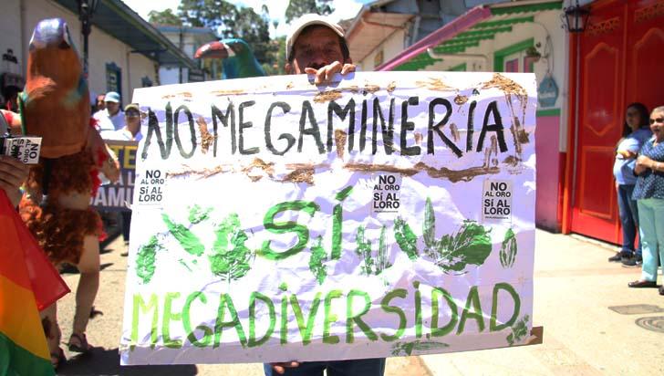 Marcha Carnaval: Â¡Marcha por la vida y el territorio en Salento!