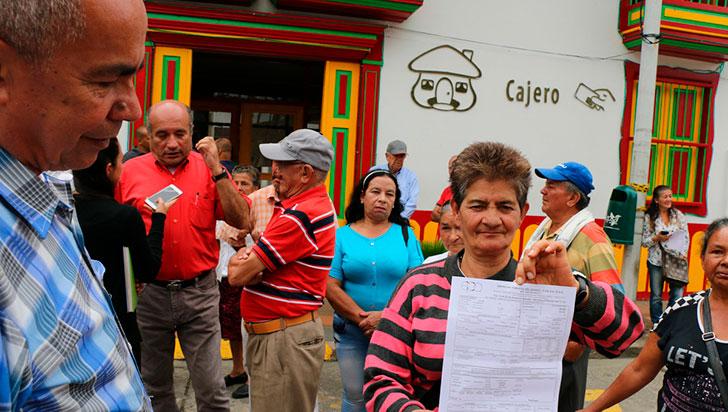 Así van los 4 municipios en la petición de reestructuración de EPQ