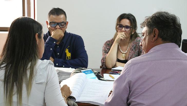 """""""No se dio viabilidad para la estación de servicio Montecarlo"""": Claudia Hincapié"""