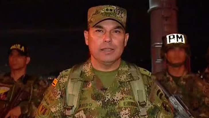 Retiran al general del Ejército implicado en corrupción, Jorge Romero