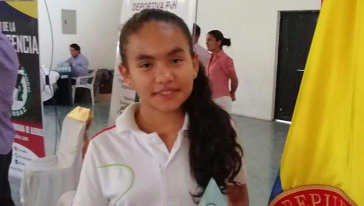 Yarly Agudelo clasificó a suramericano de ajedrez sub-12