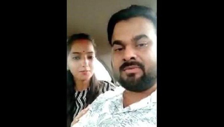 En India, joven acusa a su padre de intentar matarla por casarse con un intocable