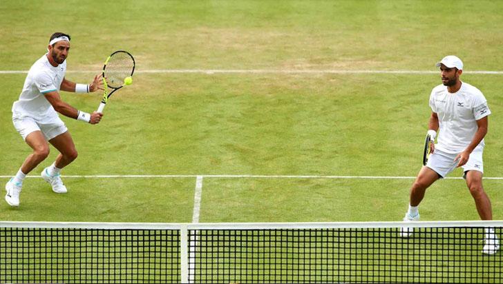 ¡Histórico! Farah y Cabal, a la final de Wimbledon por primera vez