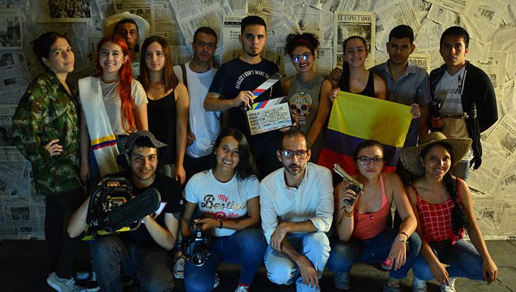 Línea circular, un cortometraje sobre la violencia en Colombia