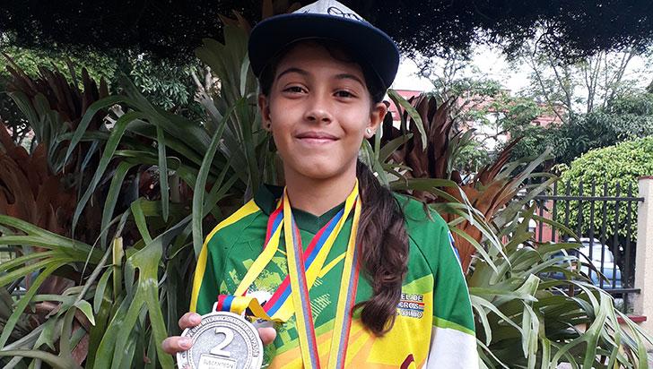 Juegos Olímpicos, el sueño de Antonia Quintana Ramírez