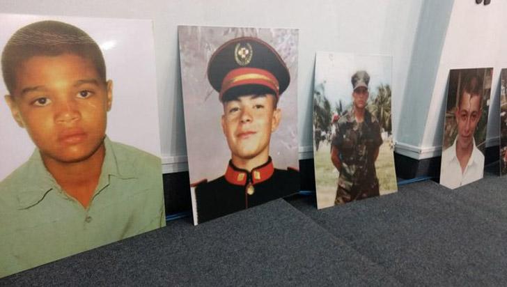 Fiscalía advierte de posibles fosas con desaparecidos de Comuna 13