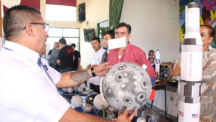 Estudiantes de Quimbaya, invitados por la Nasa al Space Camp