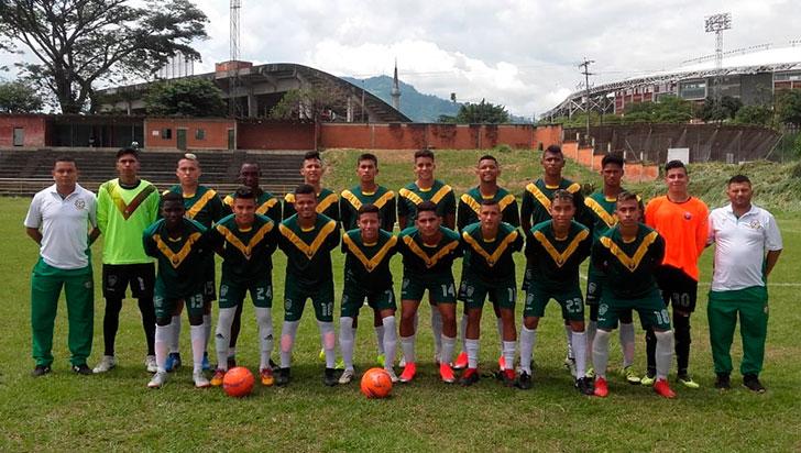Segunda derrota de la selección Quindío sub-21 de fútbol