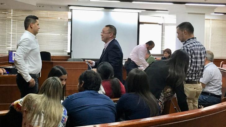 Ánuar Oyola Márquez tendrá el beneficio de casa por cárcel