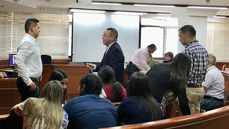 Domiciliaria para Ánuar Oyola y libertad para Sánchez  Sierra y Valencia González