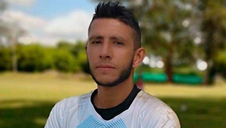 Diego Martínez, talento de la región para el arco del Deportes Quindío