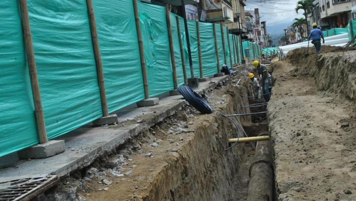 Servicio de agua será suspendido en Calarcá