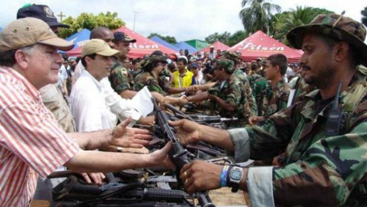 En Colombia han asesinado al menos 2.202 exparamilitares desde 2003