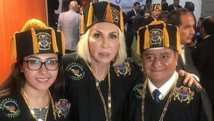 Laura Bozzo: de Laura en América a polémico doctorado honoris causa