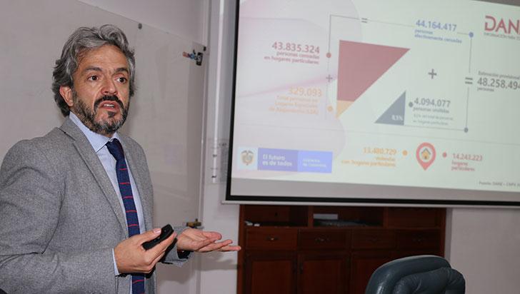 """""""Armenia tiene prevalencia  alta de desempleo en jóvenes"""": director del Dane"""