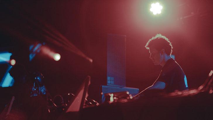 Astrolabe,  el nuevo EP de Julio Victoria