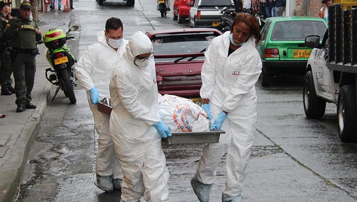 Mujer fue asesinada en Calarcá