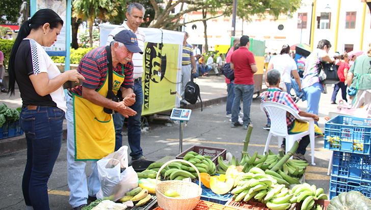 Con comparsa de disfraces,  Quimbaya continúa este domingo su celebración