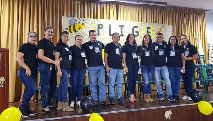 Spelling Bee Contest, concurso de inglés liderado por la Normal Superior