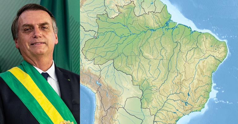 Por declaraciones sobre deforestación, Bolsonaro retira a director de agencia espacial brasileña