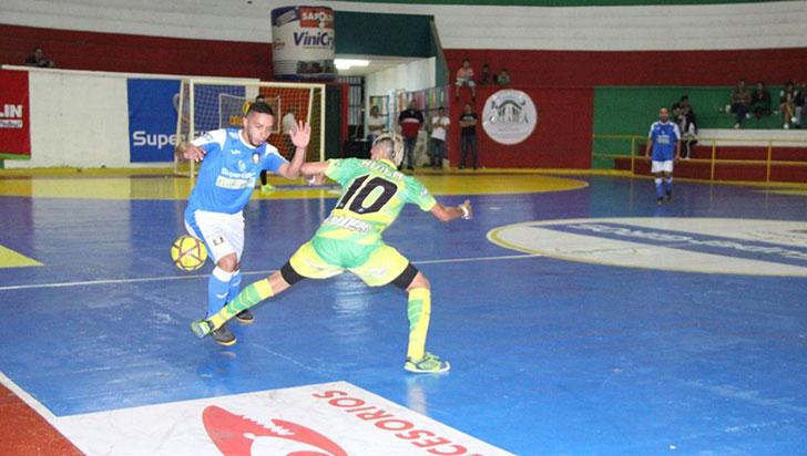 En casa, Caciques quiere seguir su historia en la Copa Futsalón