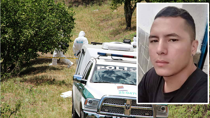 Cuerpo encontrado en Buenavista sería el de Jhon Fredy Camacho