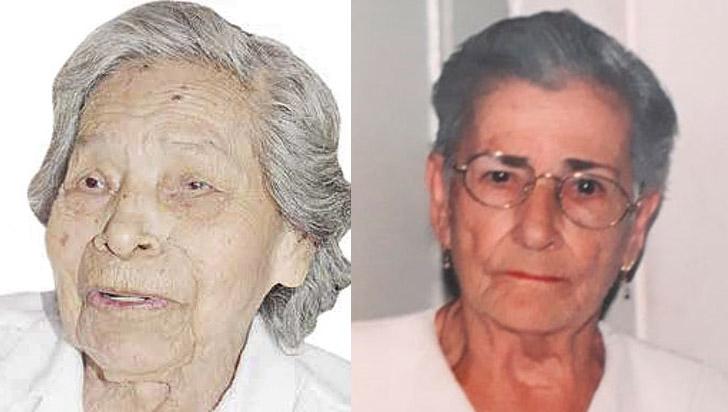Dos mujeres de Circasia que se despidieron en agosto