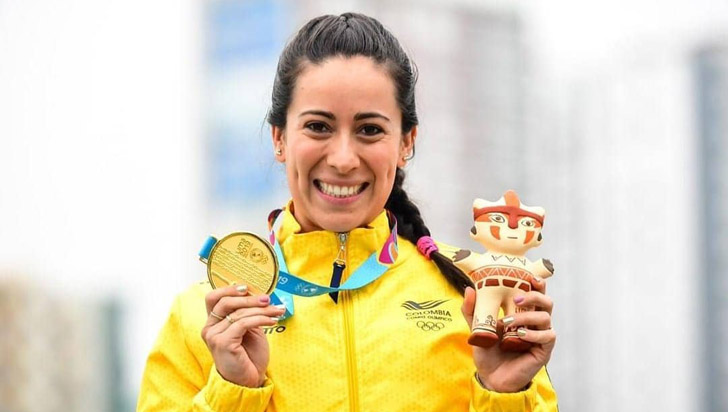 Mariana Pajón, campeona panamericana