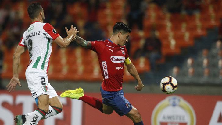Medellín goleó 4-1 al América de Cali con doblete de Cano