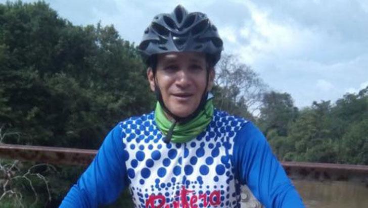 Luto este domingo en la travesía: falleció de un infarto Jhon Jairo Rincón