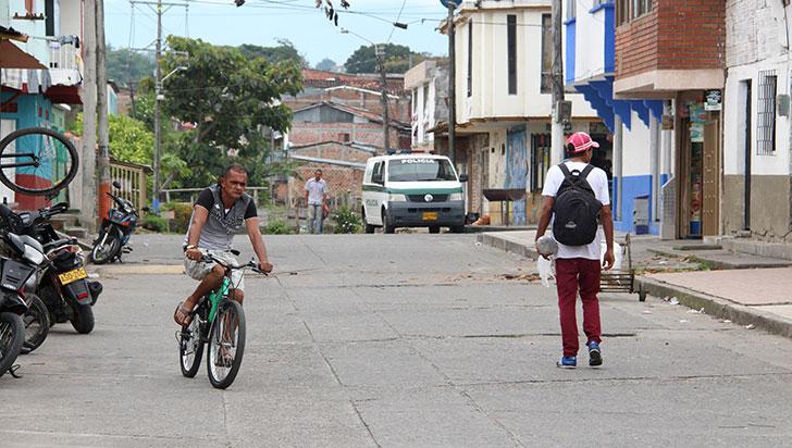 Mataron a Andrés Alzate en Quimbaya