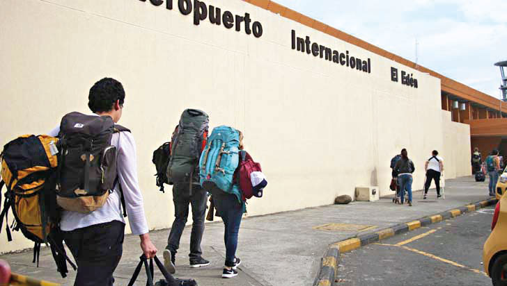 Más de 15 mil turistas franceses llegan anualmente al Quindío