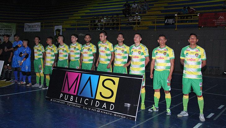 Le quedan tres fechas a Tigres para ganar en la Liga de Futsal