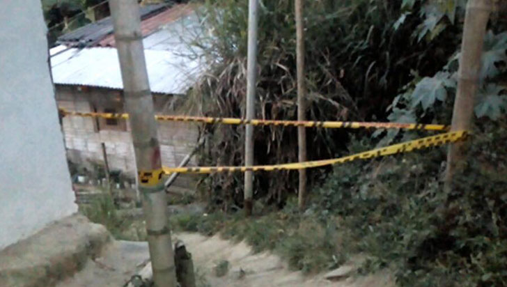 Alirio Flórez falleció por dos impactos de bala en Montenegro